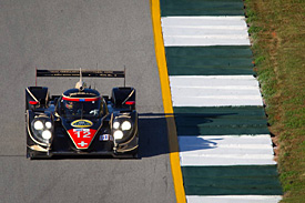 Rebellion to compete in ALMS full-time