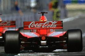 可口可乐即将宣布明年进入F1
