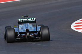 Mercedes set to abandon Coanda exhaust