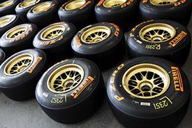 Development tyres