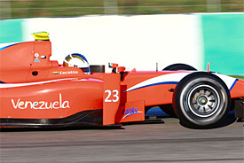 Cecotto fastest as Jerez GP2 test ends