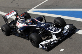 Pastor Maldonado, Williams, Interlagos 2012