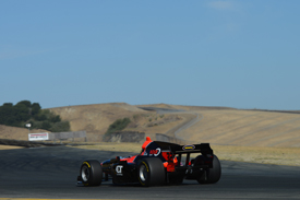 Daniel de Jong, Manor MP, Sonoma Auto GP 2012