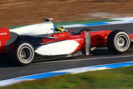 Daniel de Jong, Coloni, GP2 testing 2012