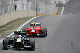 Caterham thrilled with 'deserved' 10th