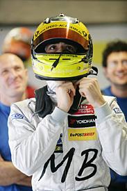 F3冠军纳萨尔出战戴通纳24小时