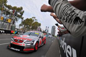 澳洲V8:克雷格-朗兹拿下收官战首场