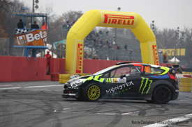 Valentino Rossi, Monza Rally 2012