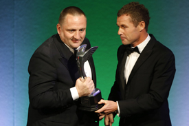 Yves Matton, AUTOSPORT Awards 2012