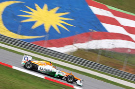 Malaysia F1