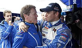 Wilson pays homage to Solberg