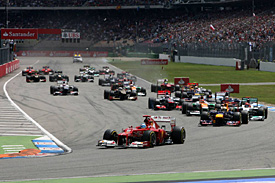 FIA moves 2013 German GP forward