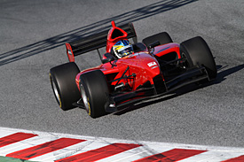 Auto GP pleased with new car after test