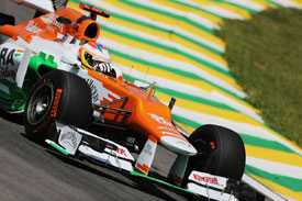 Force India Paul di Resta