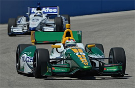Lotus leaves IndyCar Series