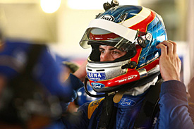 Alex Davison gets 2013 FPR ride