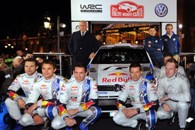 VW WRC