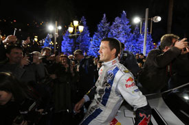 Sebastien Ogier WRC 2013 VW