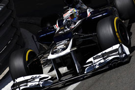 Williams Pastor Maldonado F1 2012