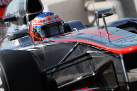 Jenson Button F1 2012