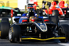 GP3 to race in Abu Dhabi in 2013