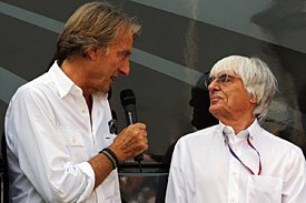 Ferrari president di Montezemolo suggests F1 needs new management