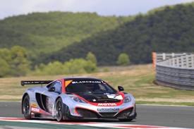 Hexis McLaren, Navarra BES