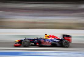 Sebastian Vettel, Red Bull, Interlagos 2012