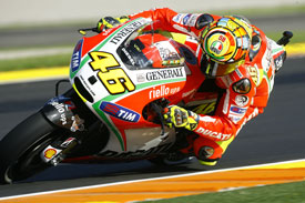 Valentino Rossi Ducati MotoGP 2012