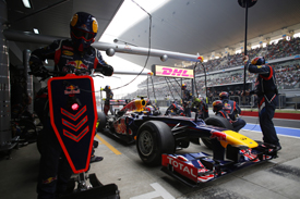 Mark Webber, Red Bull, India 2012