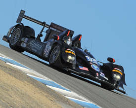 Level 5 HPD, Laguna Seca ALMS 2012