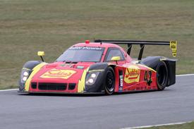 Sahlen, Daytona 24 Hours testing 2013