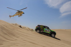 Stephane Peterhansel, X-raid Mini, Dakar 2013