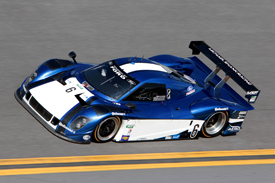 Michael Shank Riley-Ford, Daytona testing 2013
