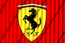 Ferrari logo 2010