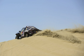 Nasser Al-Attiyah, Red Bull Buggy, Dakar 2013