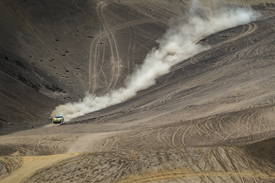 Nani Roma X-raid mini 2013 Dakar Rally