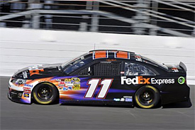 Hamlin fastest in Daytona 500 test