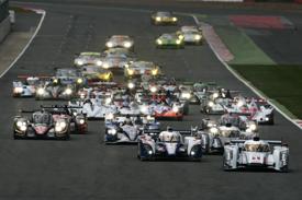 WEC Silverstone start 2012