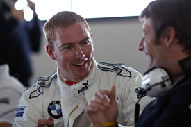 Martin joins BMW's ALMS line-up