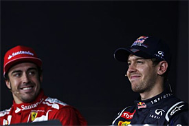 Ferrari rules out Alongo-Vettel line-up