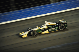 Ed Carpenter, Ed Carpenter Racing, Fontana IndyCar 2012