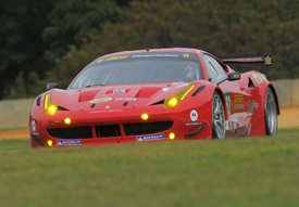 Risi Ferrari, Petit Le Mans 2011
