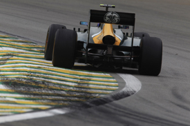 Vitaly Petrov, Caterham, Interlagos 2012
