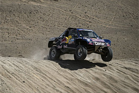 Sainz wants to return to the Dakar
