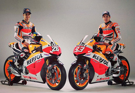 Honda MotoGP launch 2013