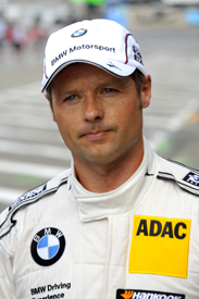 Andy Priaulx 2012 DTM RBM BMW