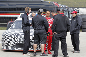 Juan Pablo Montoya Earnhardt Ganassi Chevrolet 2013 NASCAR Cup