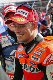 Casey Stoner 2012 MotoGP Honda