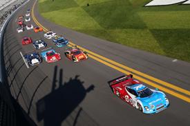 Daytona 24 Hours start 2013
